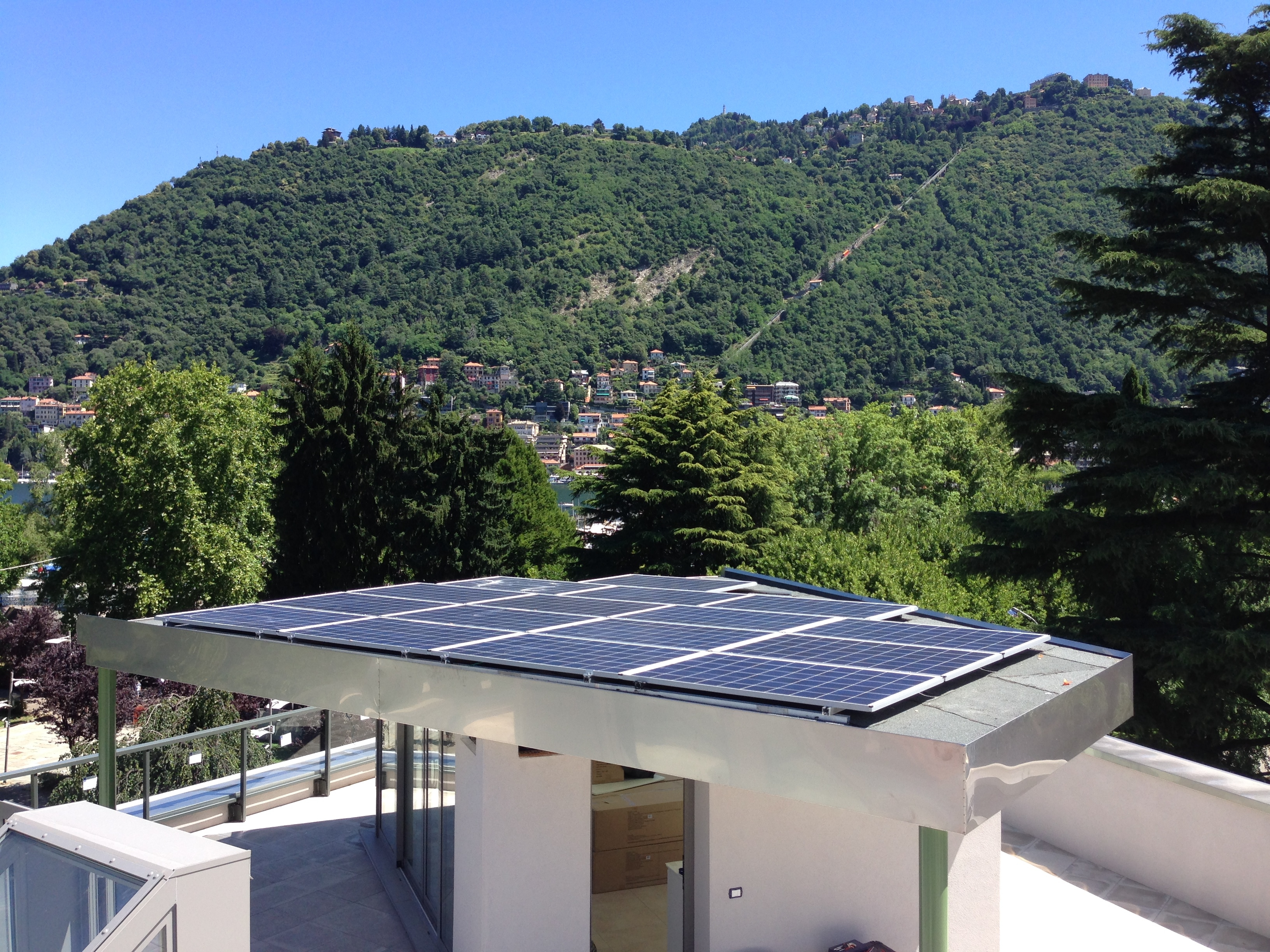 Schema Impianto Cablaggio Strutturato : Impianto fotovoltaico colombo impianti elettrici